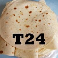 Labanes / Tortilla ( Kulit Kebab) 26 cm