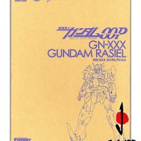 FG GUNDAM GN-XXX GUNDAM RASIEL