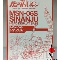 MSN-06S SINANJU HEAD DISPLAY BASE