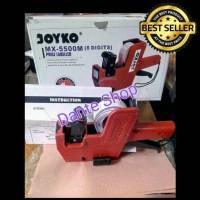 Harga price labeller joyko mx 5500m label harga sticker | antitipu.com