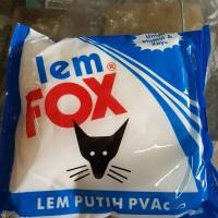 Harga lem fox putih refill 350 | antitipu.com