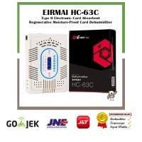 Eirmai SIlica Gel Elektrik HC-63C - Dehumidifier for Camera-Dry Box