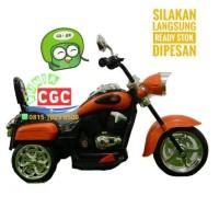 harga Mainan Motor Aki Anak Harley Mini Khusus Gokilat Tokopedia.com