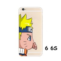 Jual  HARD CASE NARUTO BABY PACIFIER CUTE CASING FOR IPHONE 6 6S   T0310 Murah
