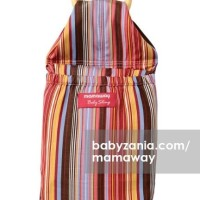 Mamaway Baby Sling Rainbow Mocca T2909