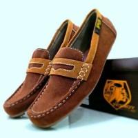 Jual  sepatu casual pria pichboy original  slop mocasin  formal ke T0210 Murah