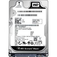 Western Digital Scorpio Black - 7200RPM - 500GB