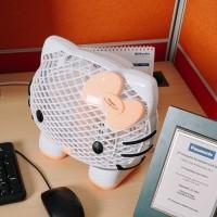 Kipas Angin Meja Maspion Desk Fan 7 inch Hello Kitty F701