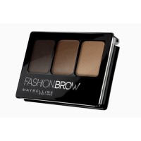 Jual Maybelline Fashion Brow 3D Brow & Nose Palette Brown ORIGINAL Murah