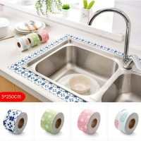 AR055 Roll Stiker Kain Penyerap Air Wastafel Kloset Basin Kitchen Sink