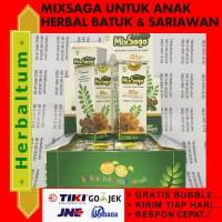 Obat Herbal Sariawan Amandel Batuk Panas Dalam Radang - Saga Tetes