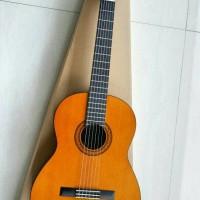 Gitar Guitar Akustik Acoustic Yamaha Asli C330 / C 330 (KHUSUS GOJEK)