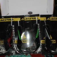 Hand Guard / Handguard / Acerbis Kuat Alumunium CNC Aksesoris Motor