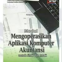 MODUL SMK: MENGOPERASIKAN APLIKASI KOMPUTER AKUNTANSI