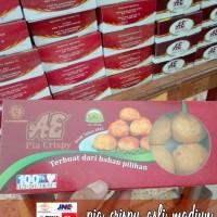 Jual Kue Pia Crispy AE asli Jawa Timur - isi 10 biji Murah