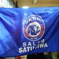 Bendera Sepak Bola Malang Arema