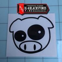 Harga stiker pig thailook racing ngo biker distro custom film musik | antitipu.com