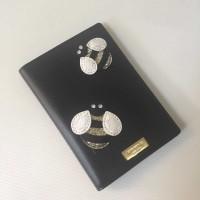 kate spade passport case bee