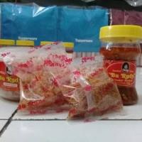 Jual Sambal Bu Rudi Paket ( Sambal Bawang + Udang + Kremes (2) ) Murah
