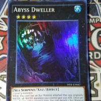 yugioh abyss dweller original