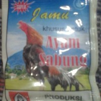 JAMU KHUSUS AYAM SABUNG