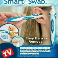 Jual Smart Swab Value Pack Korek Kuping Cotton Bud Better Waxvac Murah