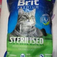 harga Makanan Kucing Premium Brit Care Cat Sterilized Tokopedia.com