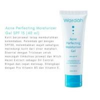 Wardah Acne Perfecting Moisturizer Gel/Pelembab Untuk Kulit Berjerawat