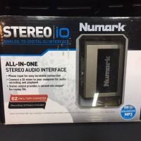 numark | stereo io | analog to digital dj interface