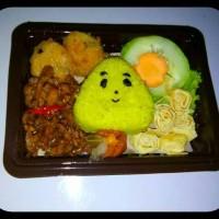 Paket 3 Nasi Kuning