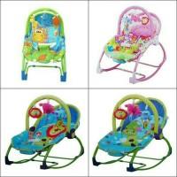 Jual Pliko Hammcok Bouncer Rocking Chair 3 stages Murah