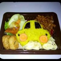 Paket 4 Nasi Kuning