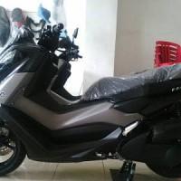motor yamaha N-Max Non Abs warna hitam ready Cash atau Kredit