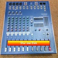 power mixer YAMAHA MG-8/4 USB(8 channel 900 watt)
