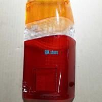 Mika lampu belakang/mika stop/stop lens mobil kijang super minibus
