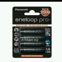Jual Batre Baterai PANASONIC Eneloop Pro 2500mAh Murah