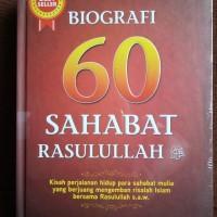 Buku - BIOGRAFI 60 SAHABAT RASULULLAH SAW - Khalid Muhammad Khalid