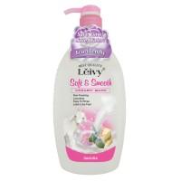 Jual Leivy Soft & Smooth Creamy Wash Sakura - 1000ml Murah