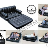 Sofa Bed Bestway 5 in 1 Hitam