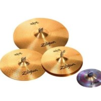 "ZILDJIAN Cymbal ZBT Box Set + Free 10"" Transformer FX ZBT P390"