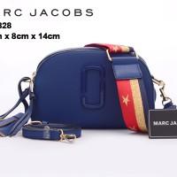 Tas Marc Jacobs Shutter Camera Double Strap BIRU DONGKER Semprem AP082 336045677d