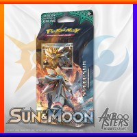 Jual Pokemon Sun & Moon Steel Sun Theme Deck Solgaleo Murah