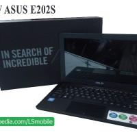 Notebook Asus E202S Black - Windows 10 Original