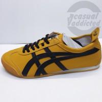 Asics Onitsuka Tiger Yellow/Kuning w/ Black Stripe (Vietnam) KILL BILL