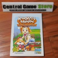 PS2 Buku Walktrough Harvest Moon : Save the Homeland
