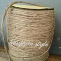 Jual tali karung goni 2,5mm/roll(panjang 80 meter) Murah