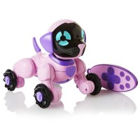 Chippies WowWee Robot Dog Hot Toys 2017 - Chippette Pink