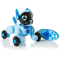 Chippies WowWee Robot Dog Hot Toys 2017 - Chipper Blue