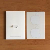 Jual Stiker / Sticker Apple Original (copotan iPad Mini) Murah