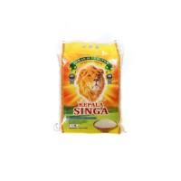 Beras Pera Super 5 kg Kepala Singa